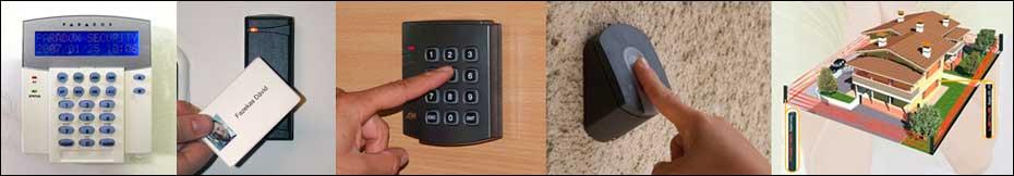 Biztonságtechnika - riasztó rendszer, kártyás beléptető rendszer, ujjlenyomat azonosító beléptető rendszer, infra kerítés. Biztonságtechnika A - Z-ig