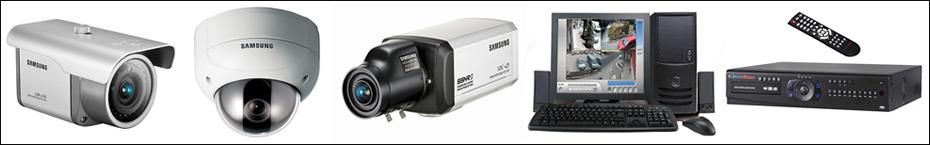 Biztonságtechnika - biztonsági kamera, kamerás megfigyelő rendszer, éjjel látó biztonsági kamera, vandálvédett biztonsági kamera. Megfigyelő rendszer a mindent látó biztonságtechnika