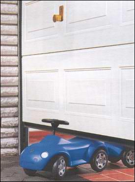 DITEC garázskapu mozgató motor akadályérzékeléssel